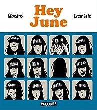 Hey June par  Fabcaro