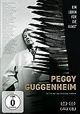 DVD Cover 'Peggy Guggenheim - Ein Leben für die Kunst