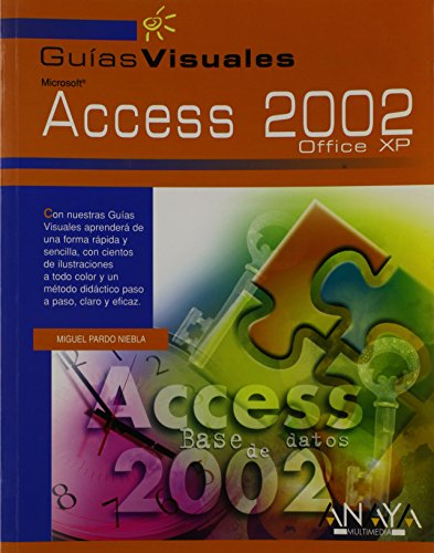 Access 2002 (Guias Visuales)