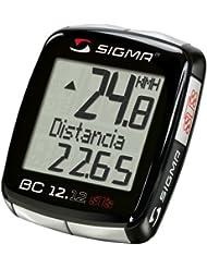 Sigma Sport Fahrradcomputer BC 12.12 STS, 02130