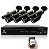 [TRUE 960p ProHD] SMART CCTV System, KARE 1080N - Best Reviews Guide