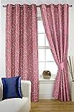 Threadmix Pink Polycotton Window and Doo...