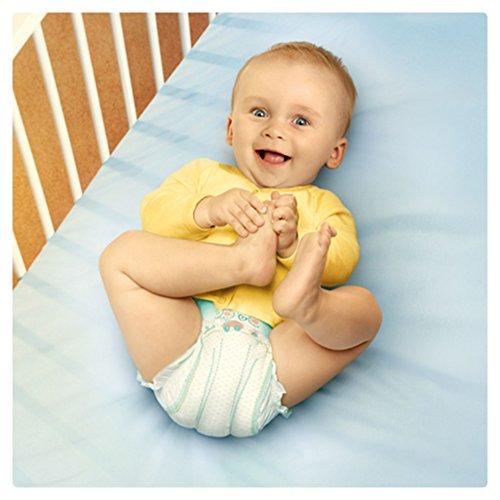 Pampers Windeln Baby Dry Gr. 4 Maxi 7-18 kg Monatsbox, 1er Pack (1 x 174 Stück) - 4