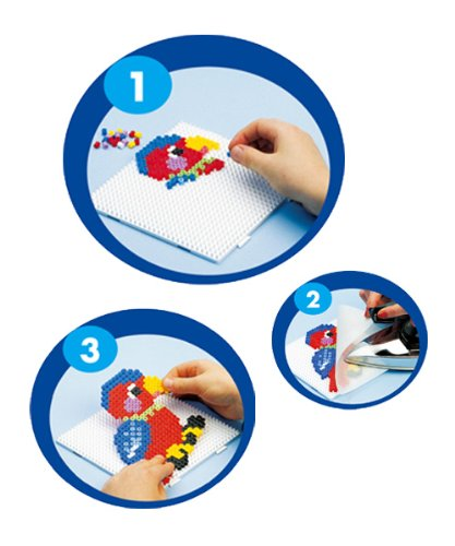 Imagen principal de Hama Beads - Papel de planchado 3 hojas