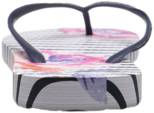 Tom Joule U_sandy Damen Plateausandalen Mehrfarbig (ROSE STRIPE)