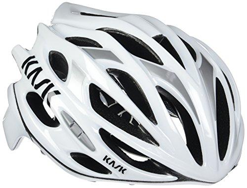 Kask - Mojito 16 - Fahrradhelm, Erwachsene, Weiß, M (52-58 cm)