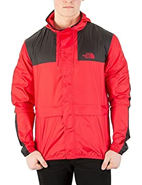 The North Face M 1985 Mountain Jkt Tnfred/Tnfblk/Tnfrd/Tnfrd