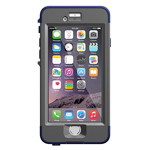 LifeProof Nuud - Funda sumergible para Apple iPhone 6, color rosa