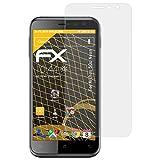 atFolix Schutzfolie für Archos 50c Neon Displayschutzfolie - 3 x FX-Antireflex blendfreie Folie