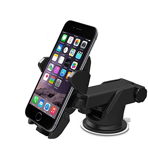 Preisvergleich Produktbild Auto Mount,  Air Vent magnetisch Universal KFZ Halterung Halter für 8, 9 cm zu 16, 5 cm Smartphones einschließlich iPhone 7,  6,  6S,  Galaxy S7,  S7 Edge