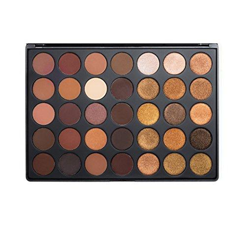 Morphe - Paleta de sombras de ojos modelo 35R «Ready, Set, Gold!».Paleta de sombras de ojos.