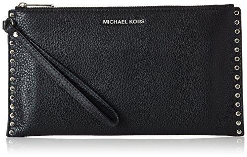 Michael-Kors-Damen-Astor-Large-Handgelenkstasche-Schwarz-Black-1x133x248-cm