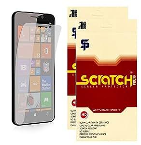 Scratch Pruff Matte Screen Guard For Nokia Asha 206 Pack Of 2