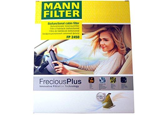 Mann Filter FP 2450 Freciousplus Innenraumfilter
