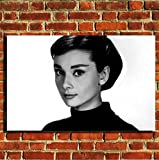 Box Prints Audrey Hepburn Film Leinwand Wand Kunstdruck Bild Klein groß