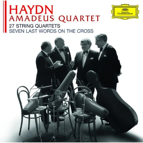 "Haydn: String Quartet In G Minor, Hiii No.74, Op.74 No.3 ""The Horseman"" - 3. Menuetto. Allegretto. Trio"