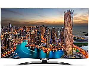 Mitashi MiE050v014K 127cm (50 inches) 4K Ultra HD LED TV (Silver/Black) with 3 Years Warranty