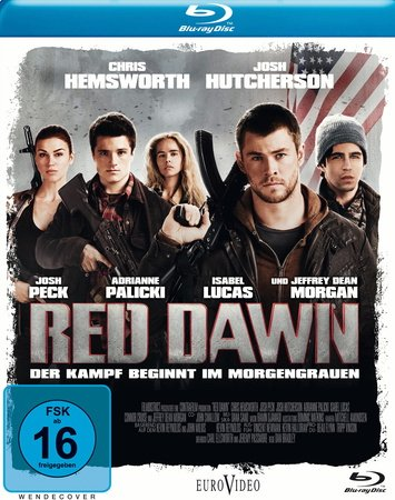 RED DAWN -VL- Blu-Ray