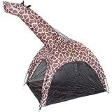 Giraffe Pop up Play Tent