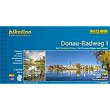 Bikeline Radtourenbuch Donau-Radweg 1, 1:50.000. 580 km. GPS-Tracks-Download, wetterfest/reißfest (Bikeline Radtourenbücher)