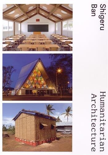 Shigeru Ban: Humanitarian Architecture by Jacobson, Heidi Zuckerman, Bruderlein, Claude, Pollock, Naom (2014) Hardcover