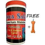 Goofy Tails- Aqua Salt For Aquarium Maintenance (335gm) With Key Chain