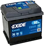 Exide Eb500 Starter Battery 50 Ah