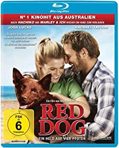 Luke Ford Red Dog