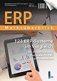 ERP Marktüberblick 1/2013: 123 ERP-Systeme im Vergleich
