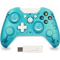 Wireless Controller per Xbox One 2.4G Controller Bluetooth senza Fili per Xbox One/Xbox Series X/PS3/PC Design…