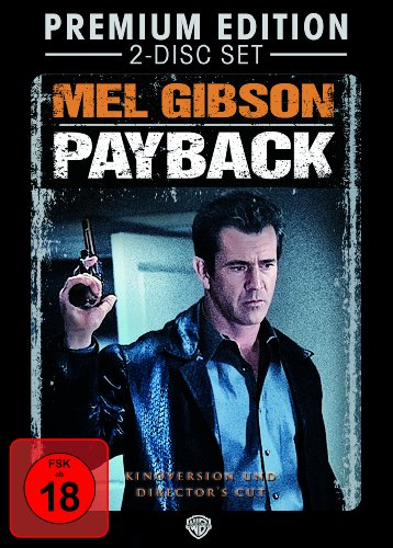 Payback - Zahltag (Kinoversion & Director's Cut) [2 DVDs]