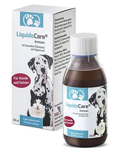 Papillon Liquido Care Immun für Hunde und Katzen 180 ml -