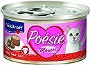 Vitakraft Katzenfutter Poésie Mousse Rind 12 Dosen