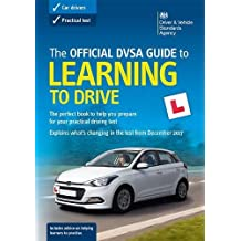 The official DVSA guide to learning to drive (Driving Skills)