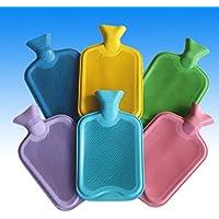 XL 2L Gummi Wärmflasche Bettwärmer Bettflasche Wärm Flasche Gummiwärmflasche in 6 Farben preisvergleich bei billige-tabletten.eu