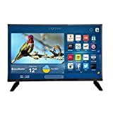 Digihome 40FHDSFVP Black 40inch Full HD Smart LED TV Freeview HD 3x HDMI Ports