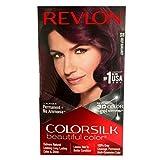 #8: Revlon Colorsilk Hair Color With 3D Color Gel Technology 3Db Deep Burgundy