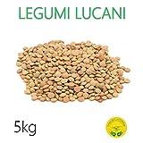 Lenticchie Mignon - Coltivate in Basilicata, Italia - 5Kg