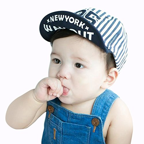 492f7e0d Millya Toddler Boy's Stylish Cute Baseball Cap Sun Hat, Infant Baby's  Outdoor Cap ...