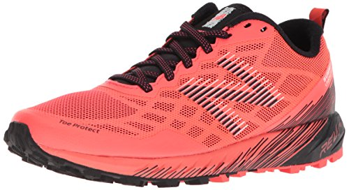 New Balance Summit Unknown, Scarpe Running Donna, Rosso (Vivid Coral/Vortex/Black C), 38 EU