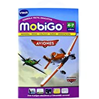 VTech - Aviones, juego educativo en soporte físico para MobiGo (3480-253022)