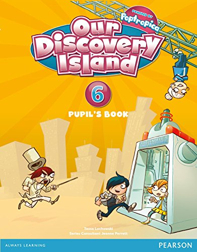 Our Discovery Island 6 Pupil's Book - 9788498377996