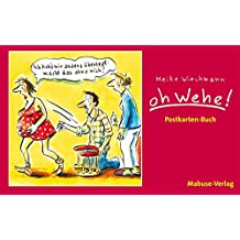 Postkartenbuch »Oh Wehe!«. Set mit 10 vierfarbigen Postkarten