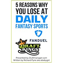 5 Reasons Why You Lose at DFS (English Edition)