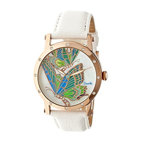 bertha-womens-br4304-isabella-white-multicolor-leather-watch