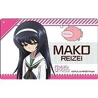 Girls & Panzer cold war Asako IC card sticker set