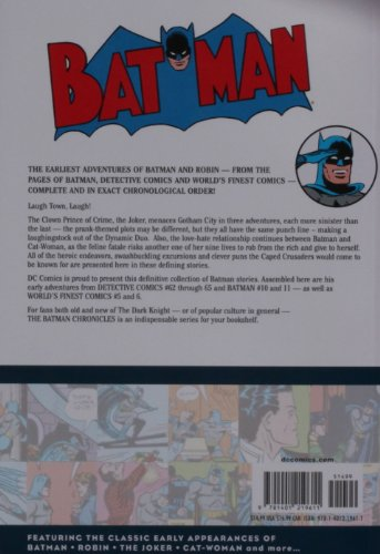 Batman Chronicles (6)