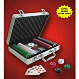 Poker Case (200 Chips)