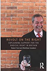 Revolt on the Right: Explaining Support for the Radical Right in Britain (Extremism and Democracy) Paperback