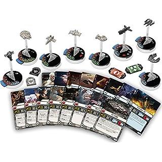 Heidelberger Spieleverlag Star Wars: Armada - Schurken und Abschaum Erweiterungspack (Deutsche Ausgabe)